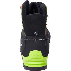 Salewa M's MTN Trainer Mid GTX Shoes Black/Sulphur Spring